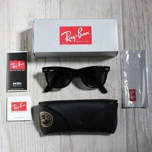 Ray-Ban Classic Original Black Wayfarer Sunglasses